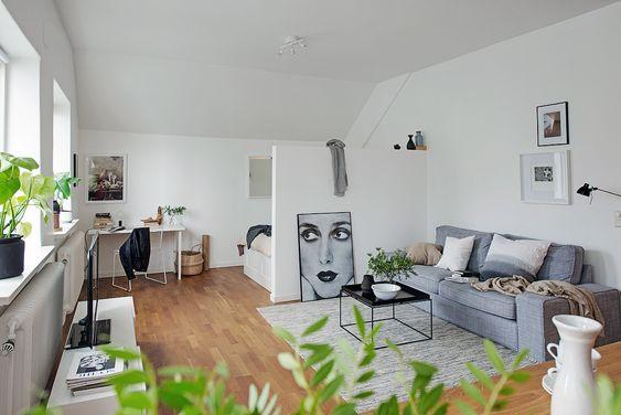 Paneles para dividir habitaciones de triplay modernos