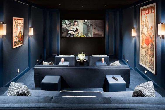 Paso a paso para diseñar una sala multimedia en casa