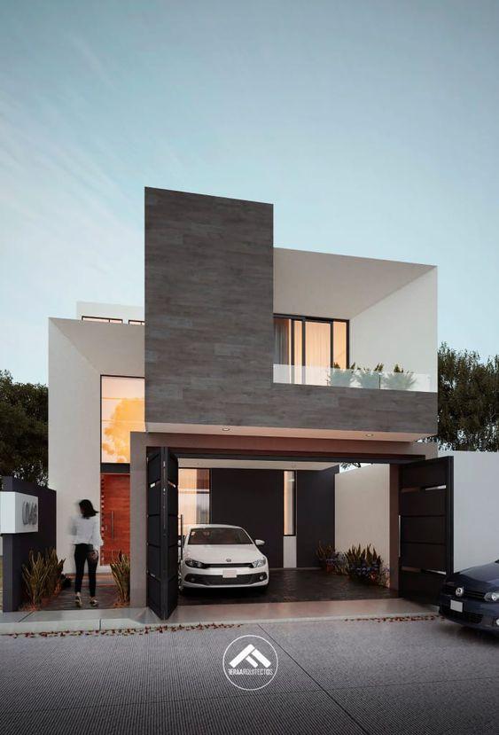 Que aspectos debo cuidar al diseñar una fachada