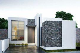 diseño de casas pequeñas de un solo dormitorio de 33 m2