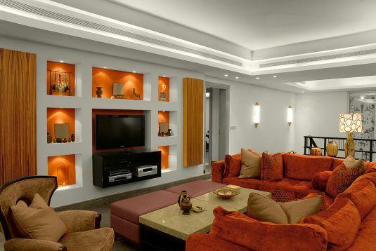 Diseños de tablaroca para salas