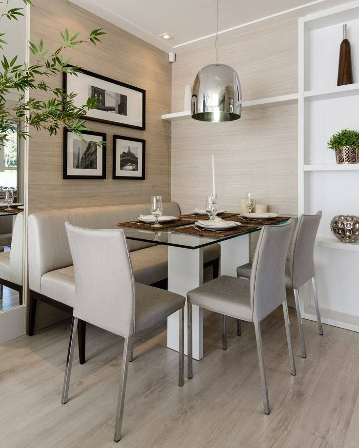 Corner dining rooms