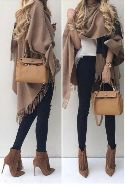 Looks de inviernos elegantes