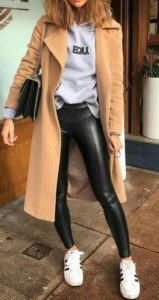 Outfit otoño - invierno para mujeres con estilo