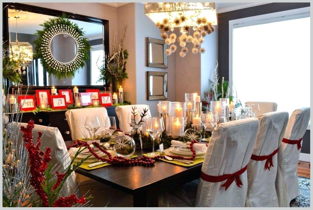 Como decorar el comedor en navidad | Tendencias 2019 - 2020