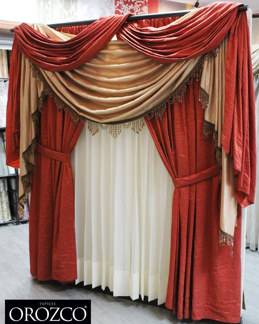 cortinas elegantes para casas modernas