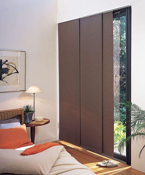 cortinas japoneses