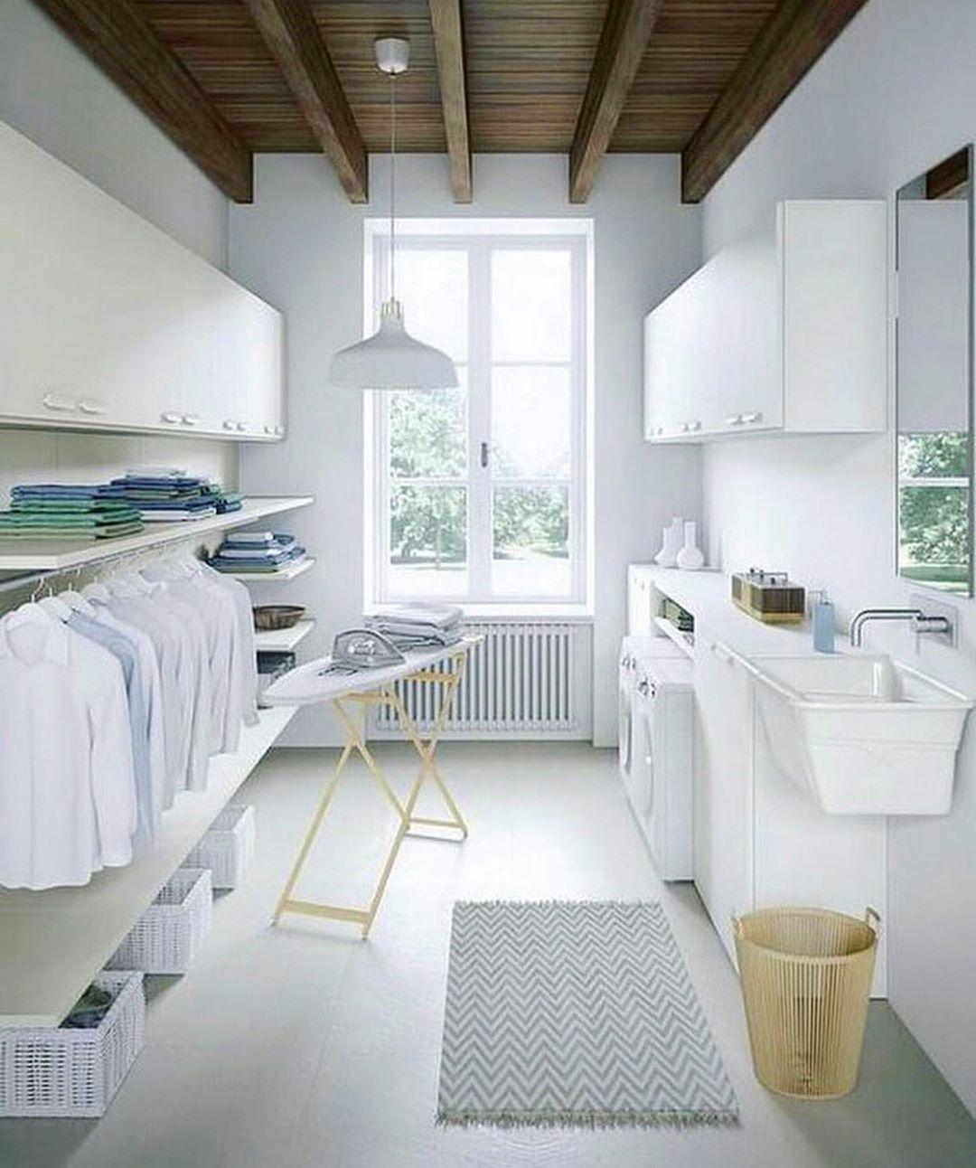 cuartos de lavado modernos | Como Organizar la Casa ...