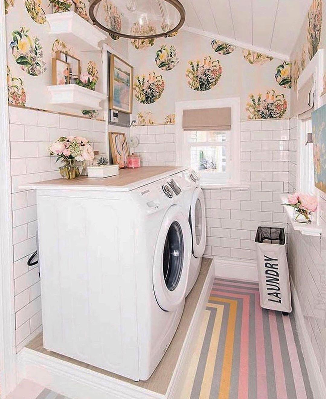 cuartos de lavado modernos