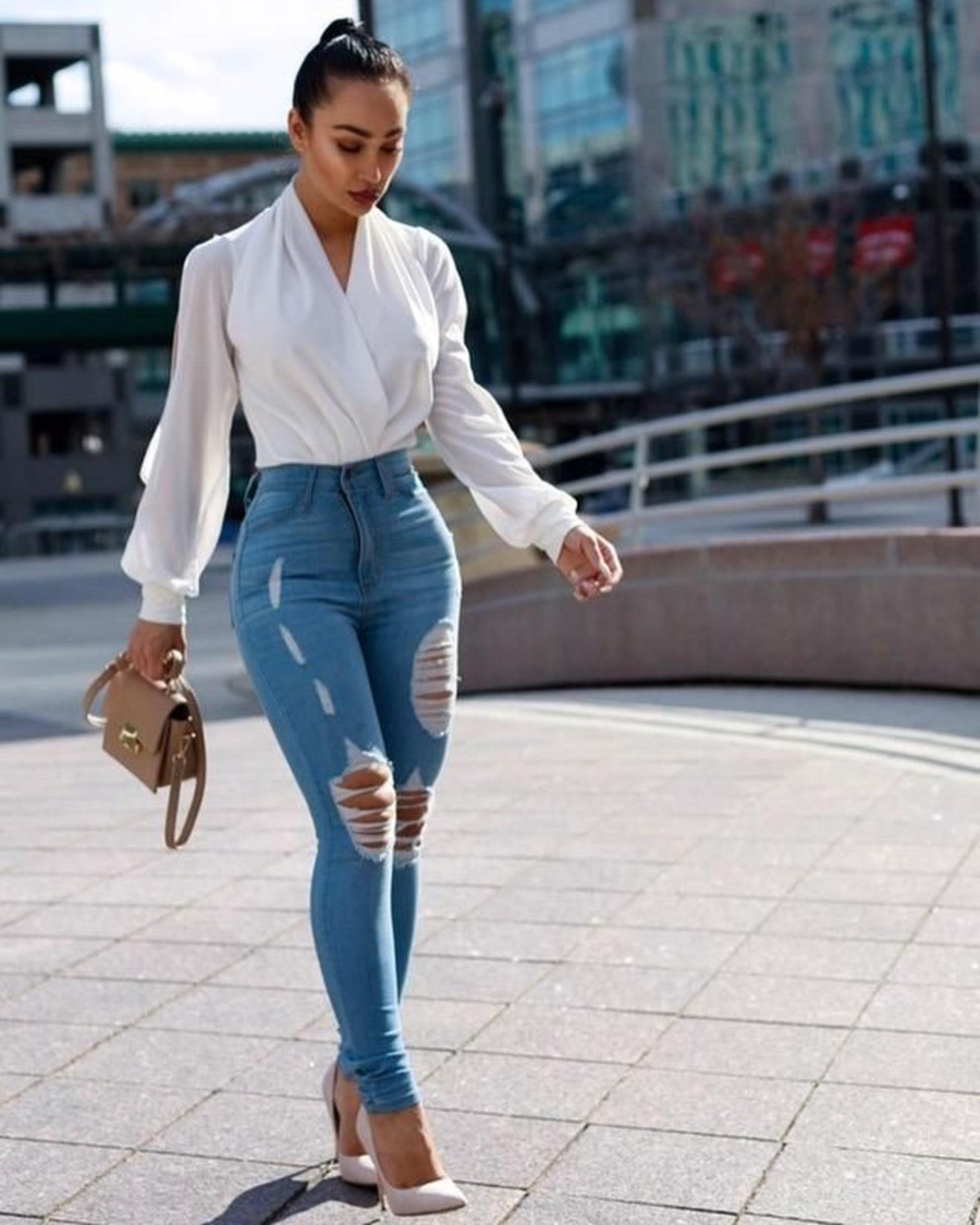 Outfits que muestran como vestir con estilo