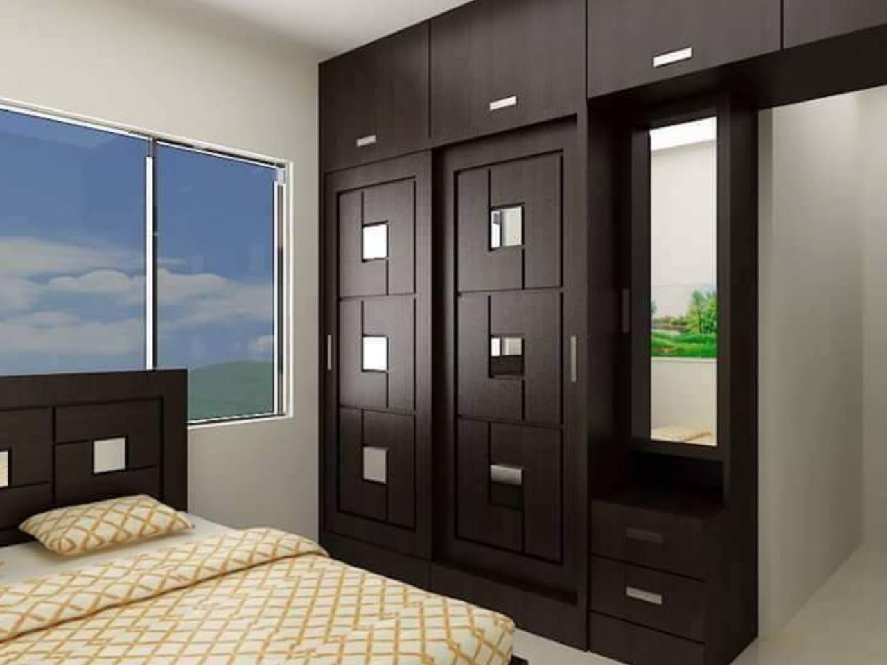 Closet modernos y elegantes