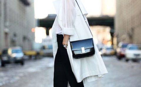 Como usar blusas extragandes y lucir elegante