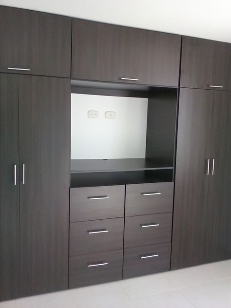 closet modernos 2019