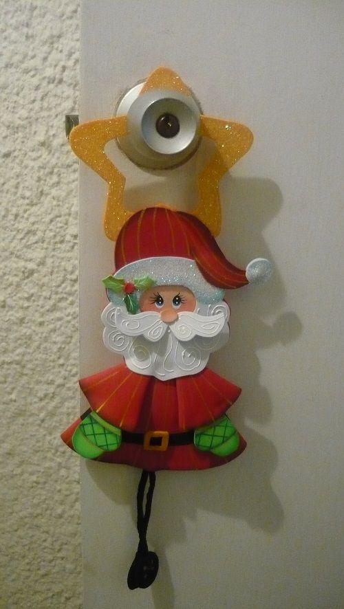 manualidades de goma eva para navidad