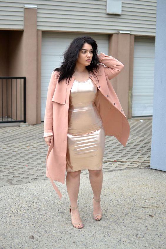 moda para mujeres de 40 2019 curvy con estilo
