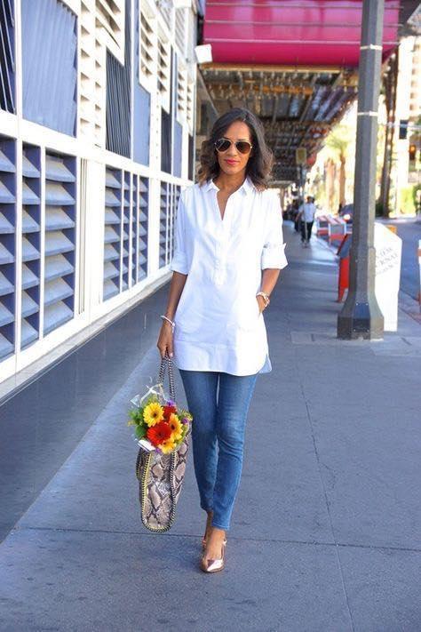 moda primavera verano 2019 para mujeres de 40 años sofisticados