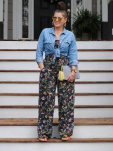 ropa casual para gorditas de 40 años con pantalon