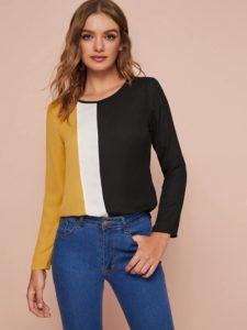 blusas de otoño - invierno casuales