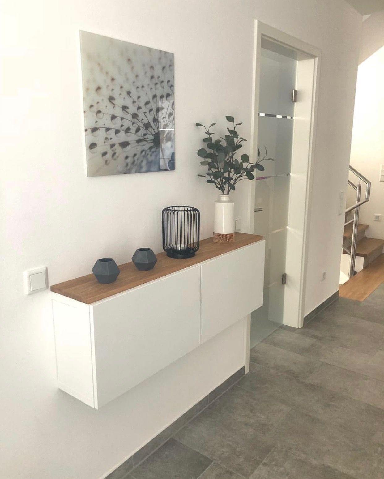 cuadros para decorar recibidores pequeños