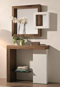 muebles para montar un recibidor pequeño en casa