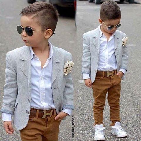 ropa formal para bebes y niños