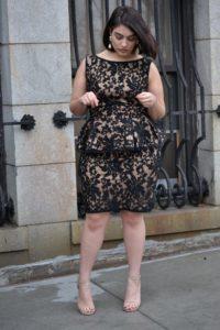 vestidos de oficina para mujeres plum para gorditas