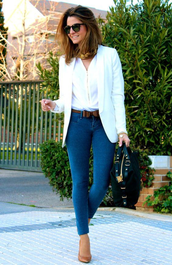 compra jeans con corte cintura media para esconder vientre bajo