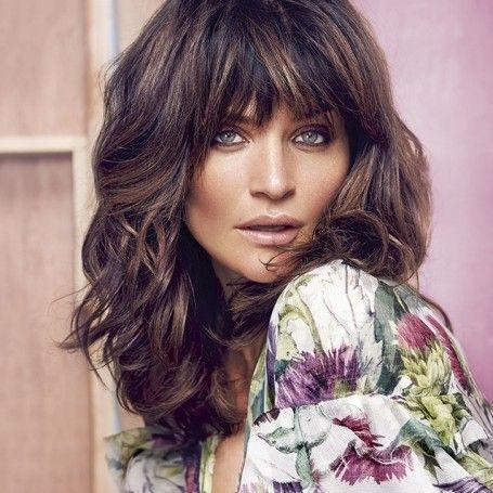 cortes decortes de pelo para mujeres de 40 años cabello ondulado pelo para mujeres de 40 anos cabello ondulado