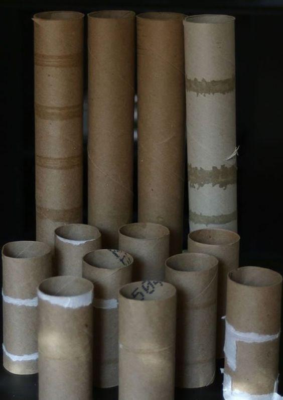 curso paso a paso para hacer velas con foamy y tubos de carton