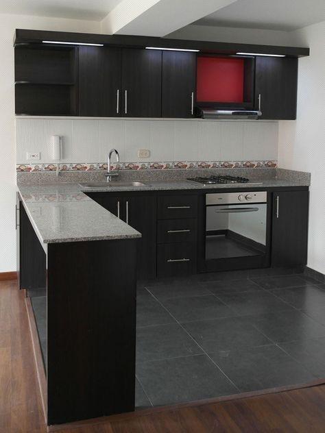 Cambiar el color y las manijas de tu cocina integral para reformar tu hogar