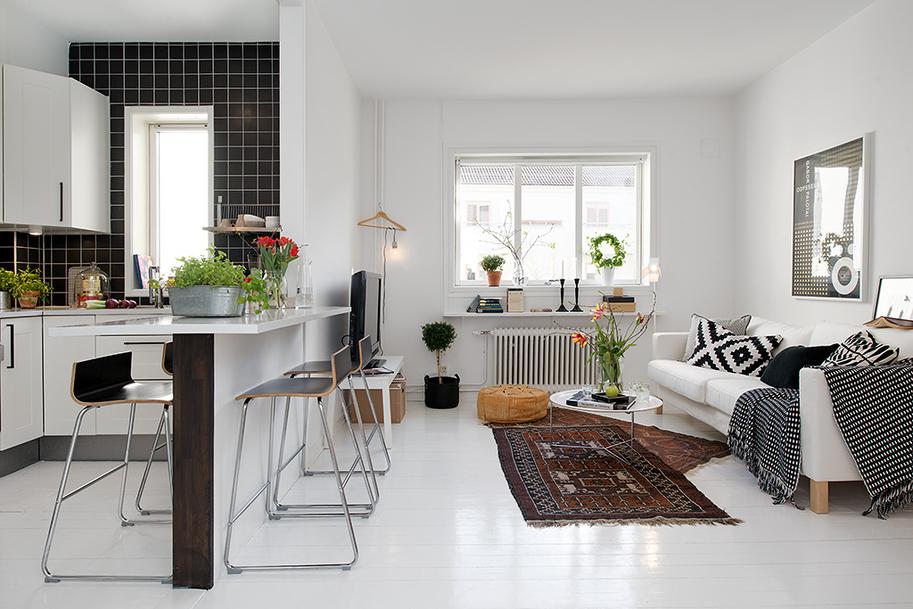 Como aprovechar espacios pequeños en departamentos