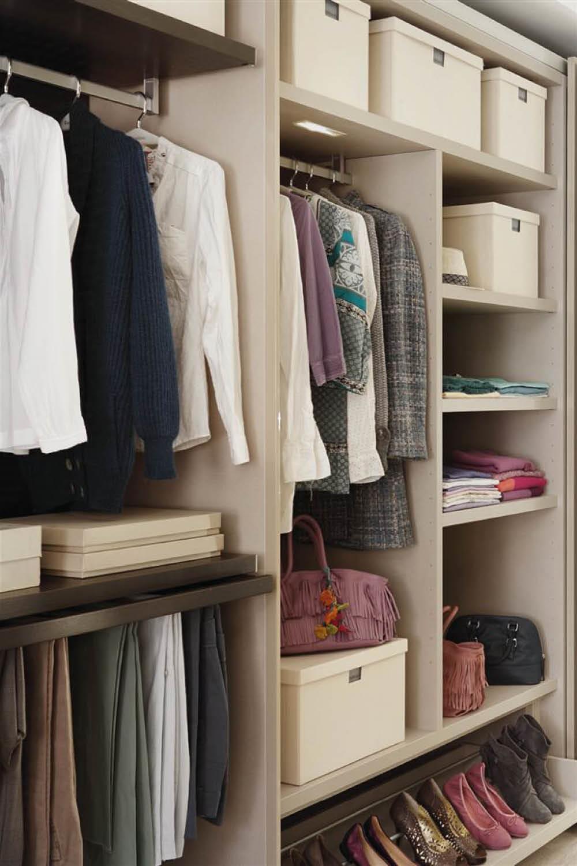 Como organizar una casa con poco espacio