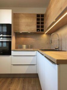 Ideas de iluminación para las encimeras de tu cocina