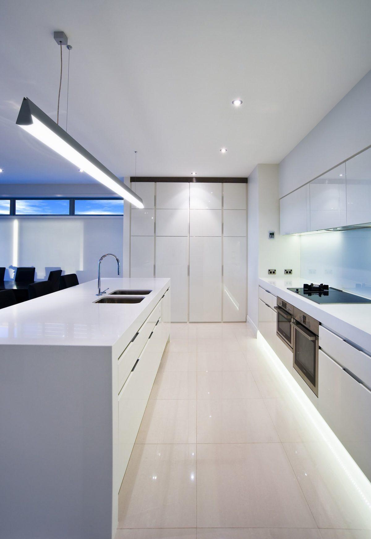 Iluminación para tu cocina
