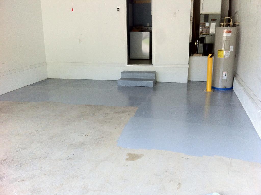Pintar el suelo