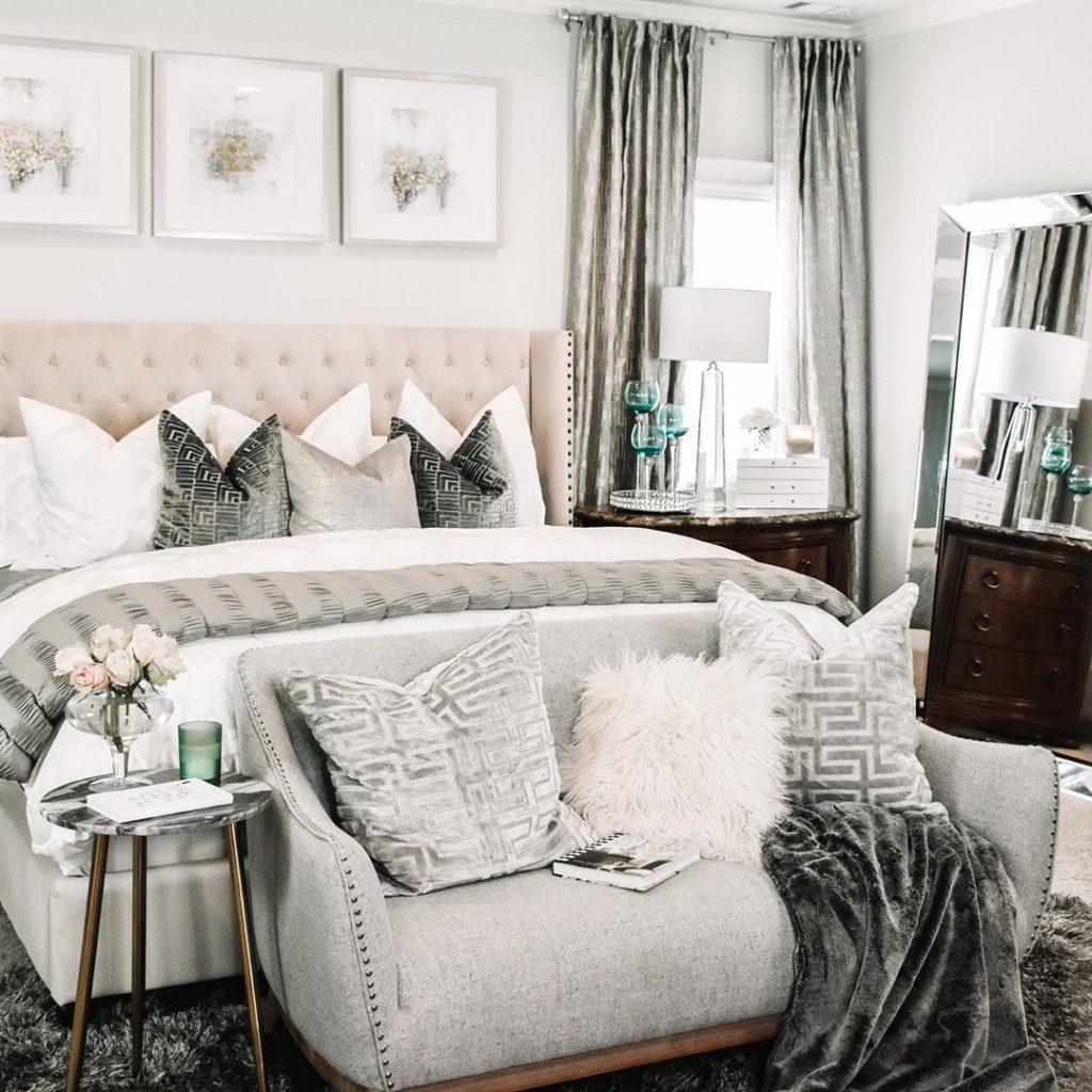 Elementos que no pueden faltar en una habitación con estilo