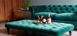 Sofas modernos de terciopelo 2020