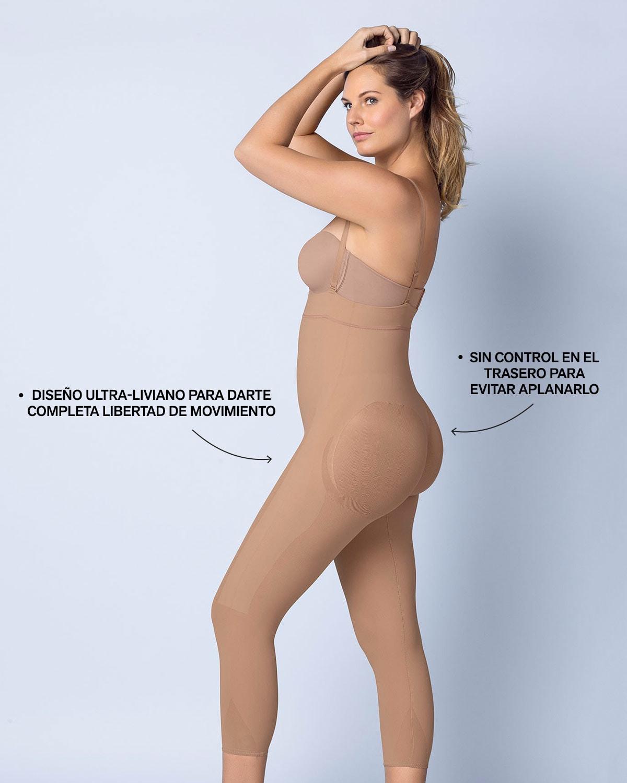 Truco para que tu cintura se vea mas delgada con un body modelador