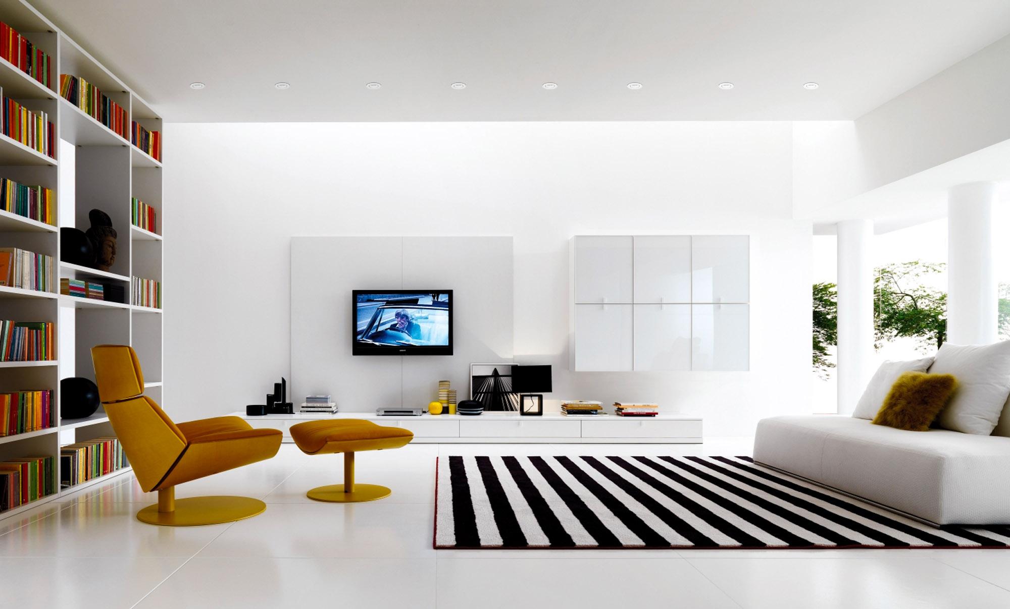 Debes elegir un estilo minimalista