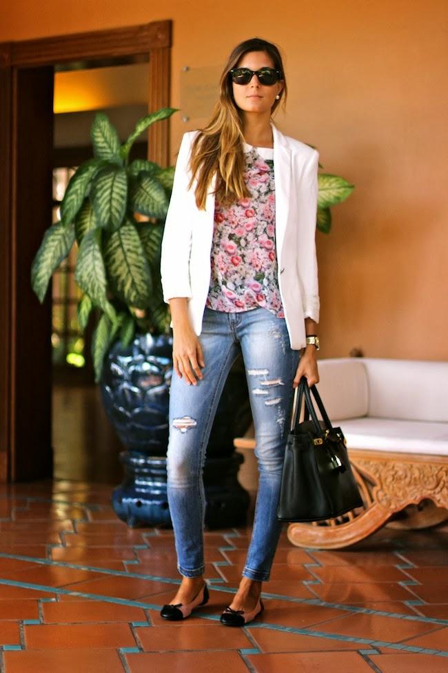 Outfits casuales para el diario mujeres de 30 años o mas: Escoge la perfecta blazer de mujer