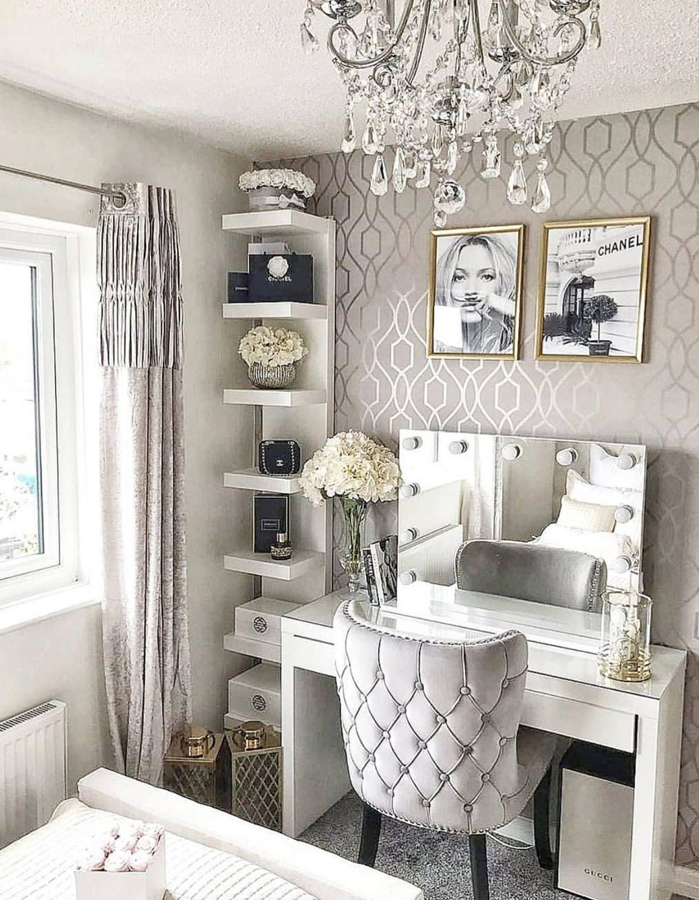 Vanity room Modernos