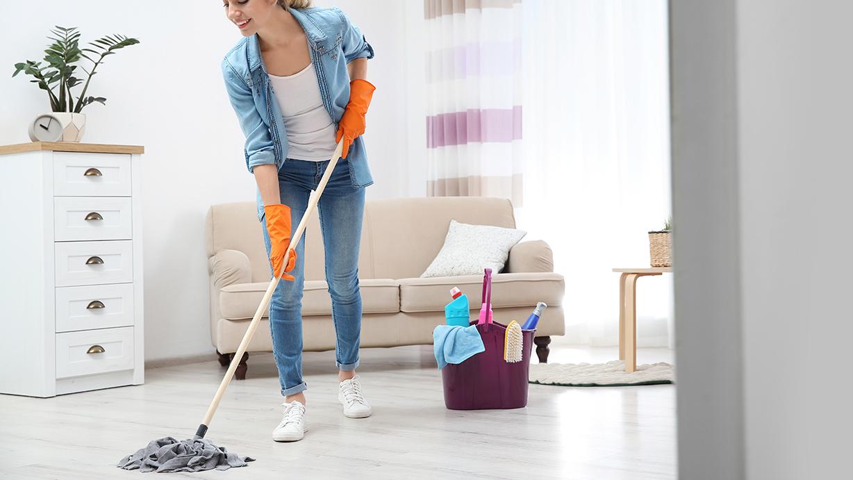 Como limpiar nuestra casa en contra del coronavirus