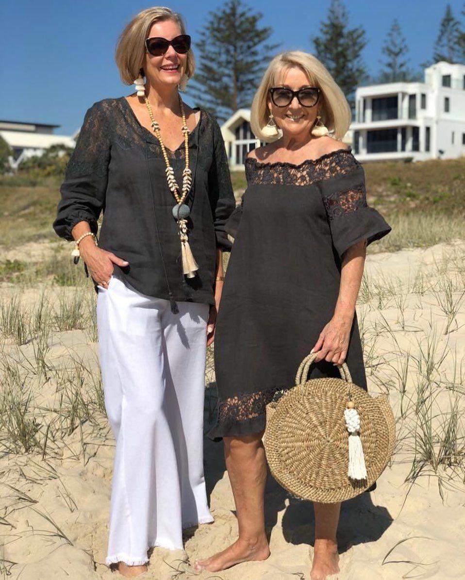 Ideas De Outfits Para Senoras De 50 Anos O Mas Moda Mujeres