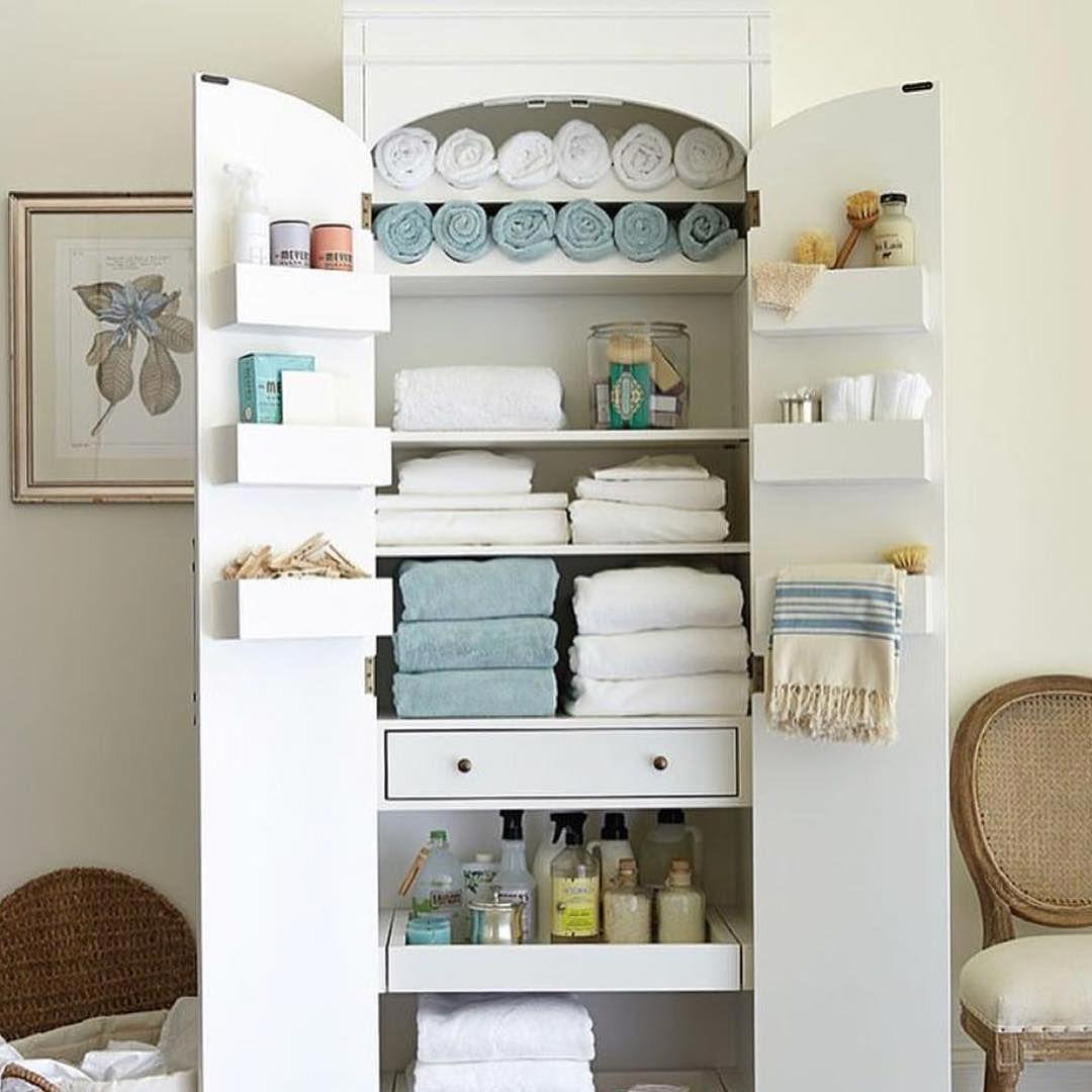 Ideas para organizar productos de higiene personal y limpieza