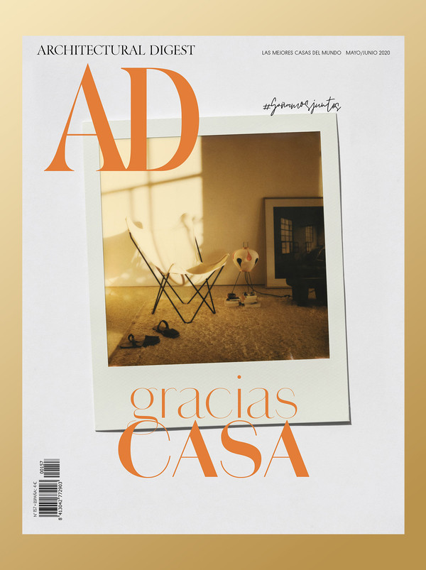 AD - Architectural Digest -Revista de Decoración