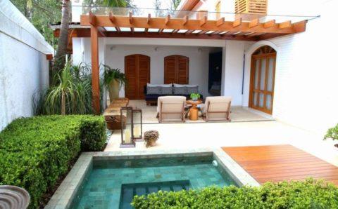Grandiosas ideas para tener un espacio familiar en tu patio