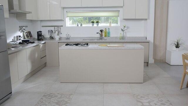 Como limpiar la cocina a fondo - el piso