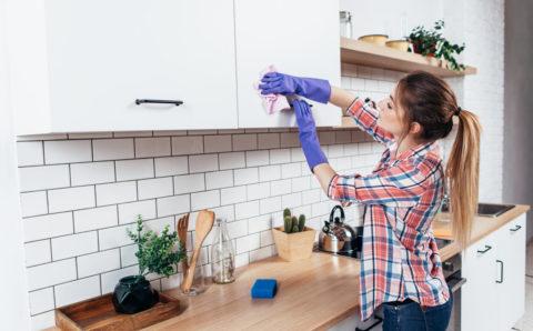 Como limpiar la cocina a fondo