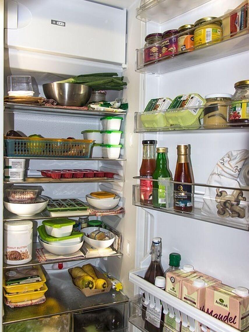 Limpia y organiza tu refrigerador
