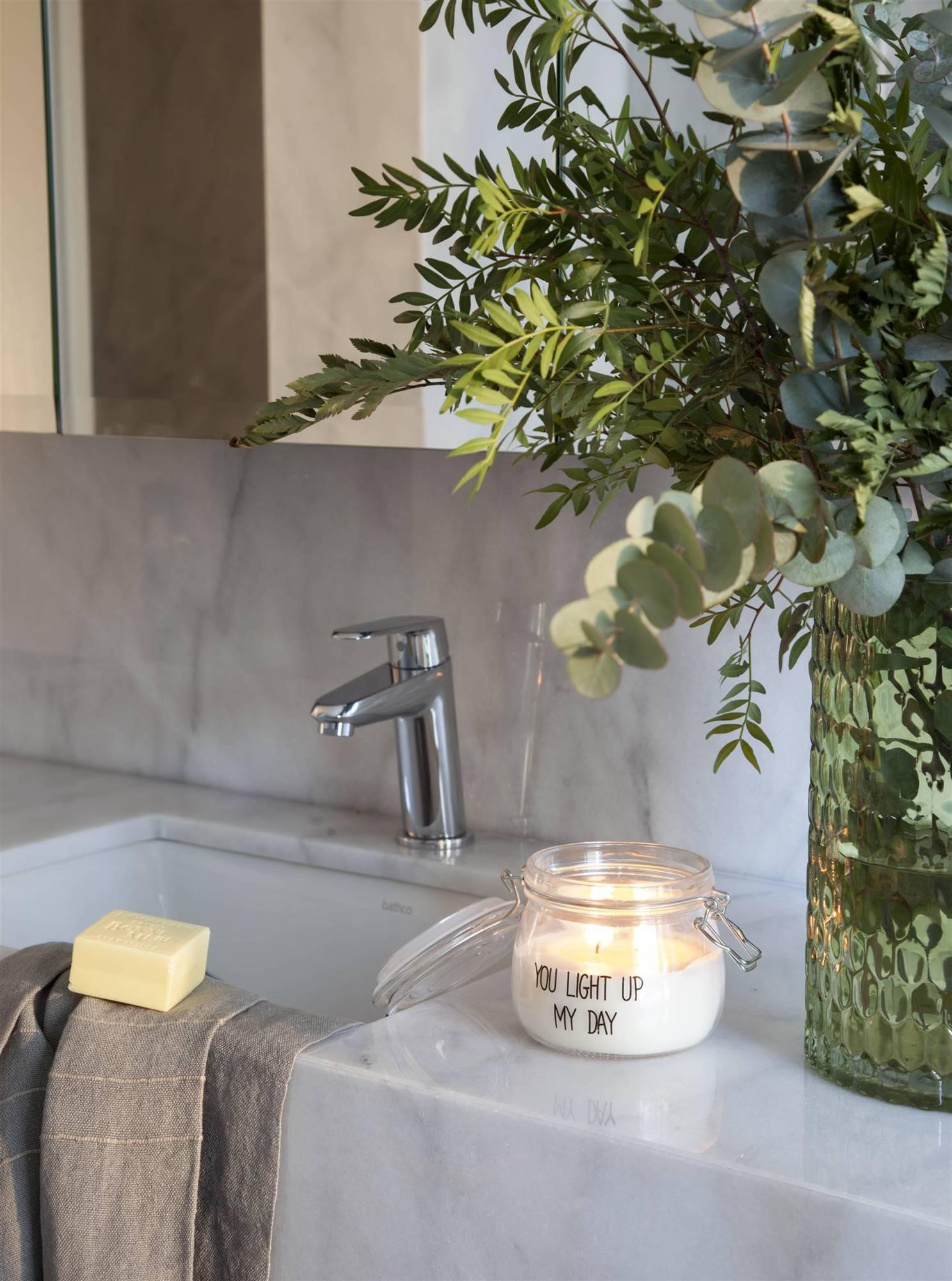 Como ordenas el baño con el método Marie Kondo - agrega tu toque